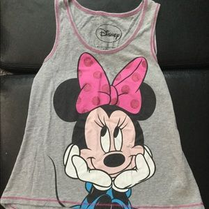 I am selling a Minnie Mouse tank top.